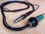 hot air plastic welding gun